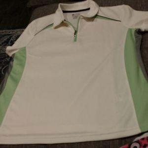 NWOT ladies Izod,large golf shirt